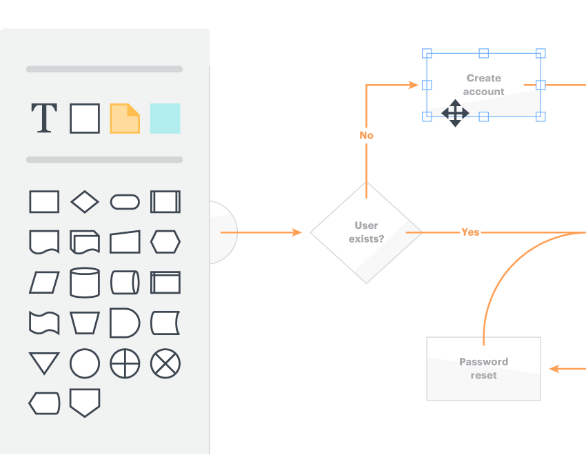 sketch diagram online phono jack wiring software visual solution lucidchart easy to use diagramming tool