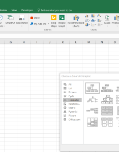 How to make an org chart in excel also lucidchart rh