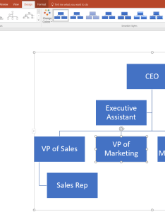 Make an organizational chart in powerpoint also how to org lucidchart rh