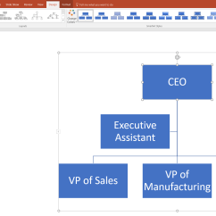 Bubble Diagram Template For Excel Subwoofer Wiring How To Make An Org Chart In Powerpoint | Lucidchart