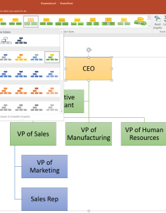 Org chart in microsoft powerpoint also how to make an lucidchart rh