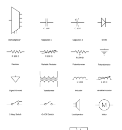 electrical circuit diagram symbols [ 720 x 1211 Pixel ]