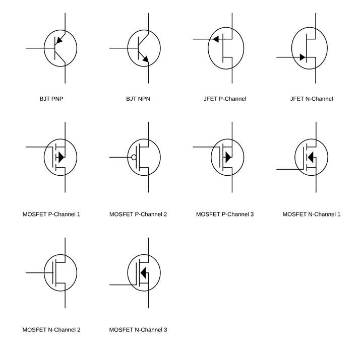 6 pole wiring diagram electrical symbols