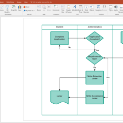 Excel Swim Lane Diagram Template Editable Island Vent Plumbing Diagrams Ppt Ideal Vistalist Co