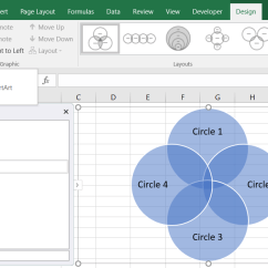 How To Make A Venn Diagram Whirlpool Cabrio Electric Dryer Wiring In Excel Lucidchart Add Shapes