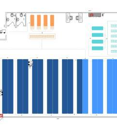 warehouse floorplan example [ 3300 x 2492 Pixel ]