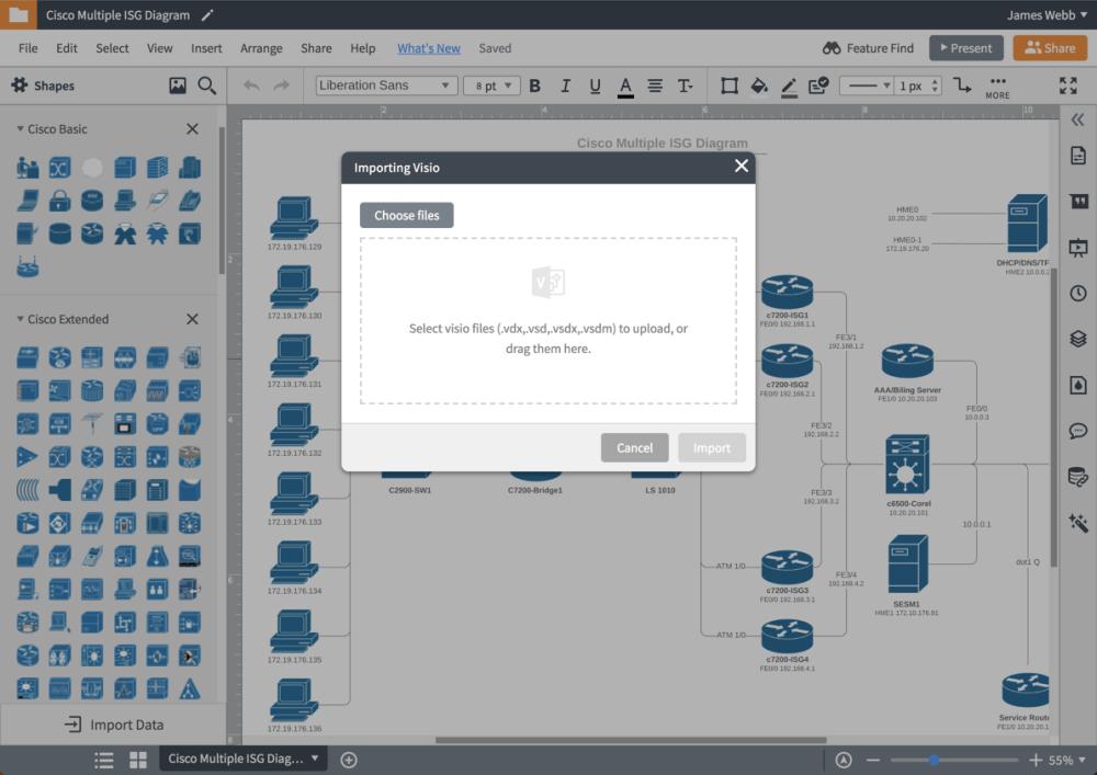 medium resolution of alternative network design software