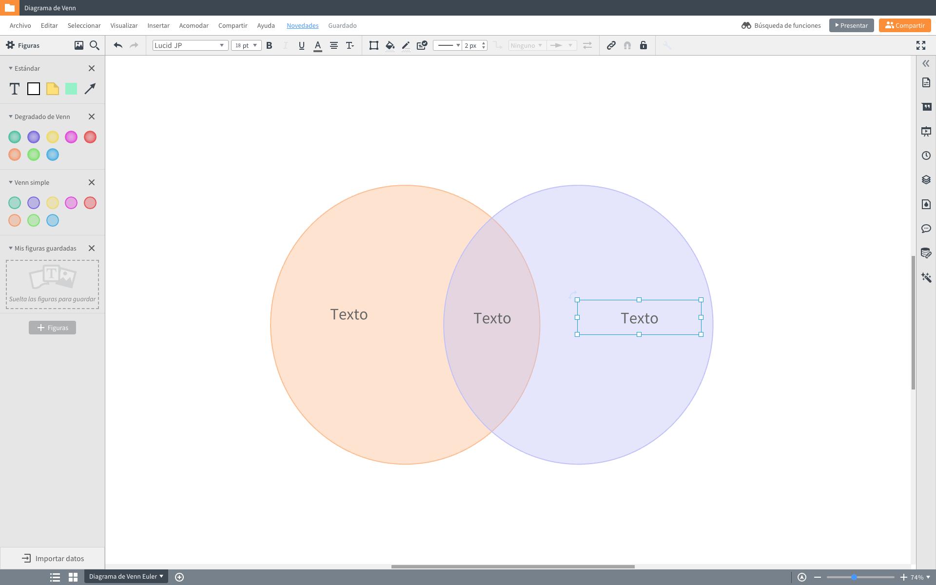 hight resolution of diagrama de venn en blanco