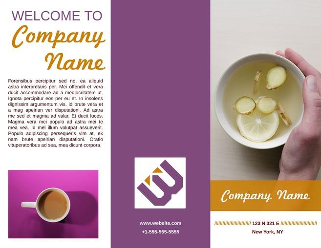 12 Free Business Brochure Templates Lucidpress