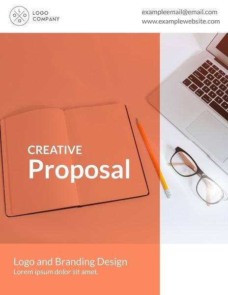 free graphic design proposal