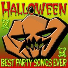halloween best party songs
