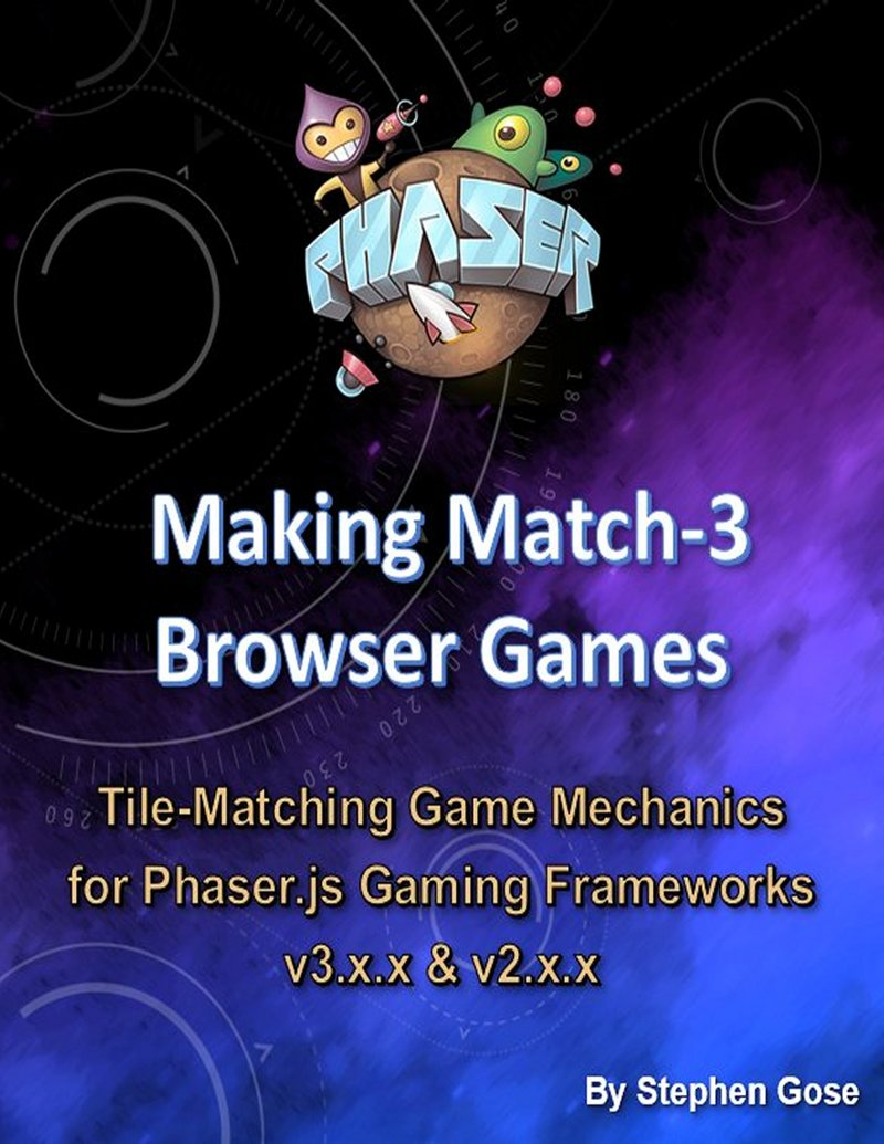 making match 3 browser by stephen