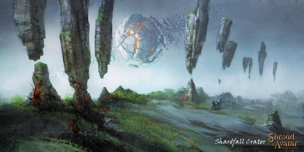 The Shroud of Avatar Concept Art