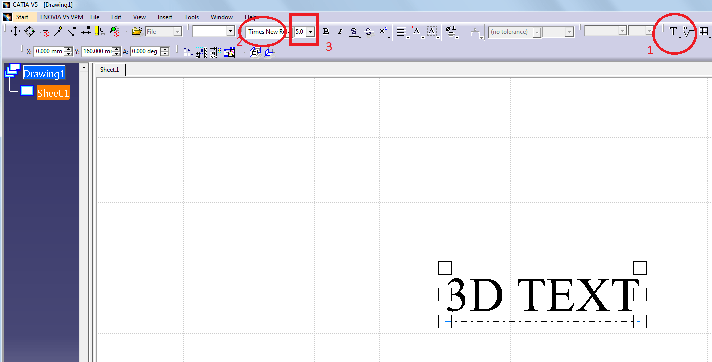 Cad Dxf Letters