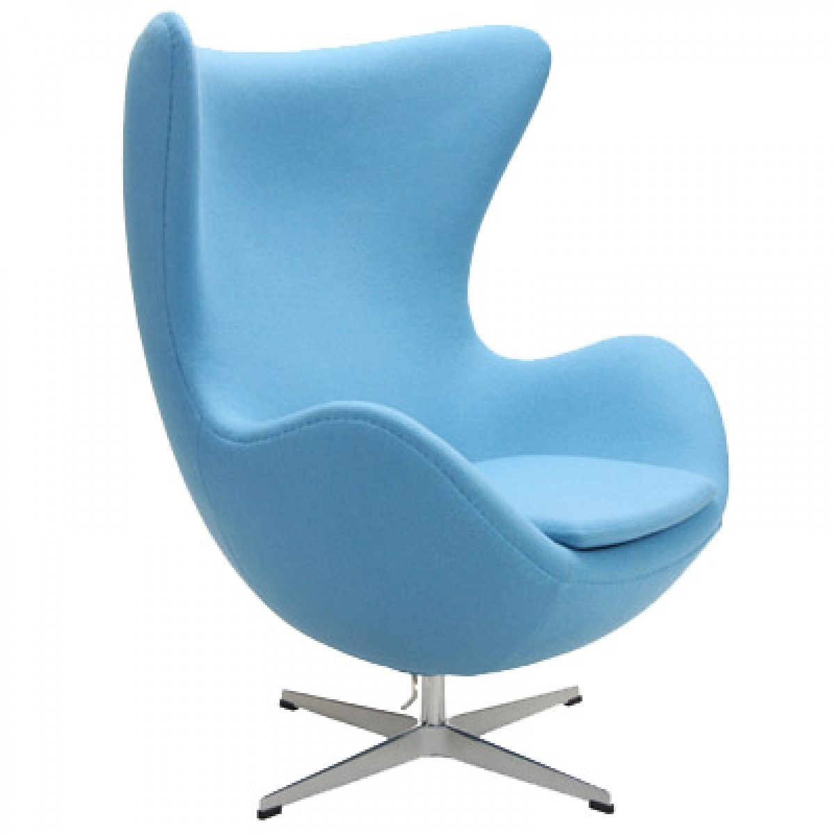 blue egg chair futon sleeper modelling a office tutorials grabcad questions