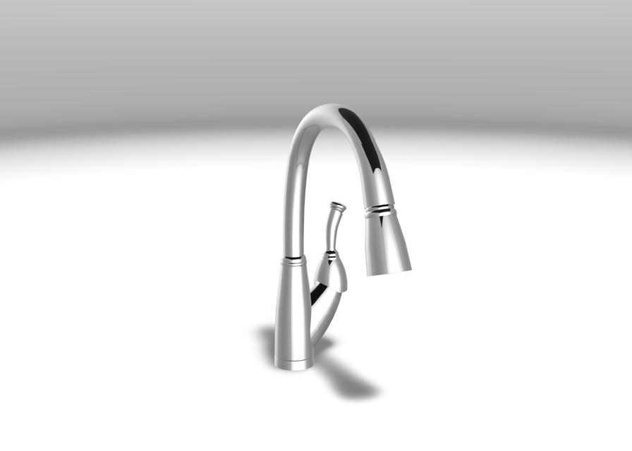 delta faucet 3d cad model library