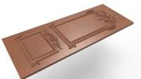 DOOR 3D WITH ARTCAM | 3D CAD Model Library | GrabCAD