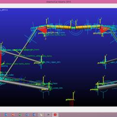 Class Diagram Library Bobcat 743 Parts Msc Adams Front Suspension Template | 3d Cad Model Grabcad