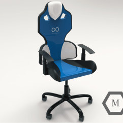 Chair Design Model Lane Executive Leather Office Gaming 3d Cad Library Grabcad
