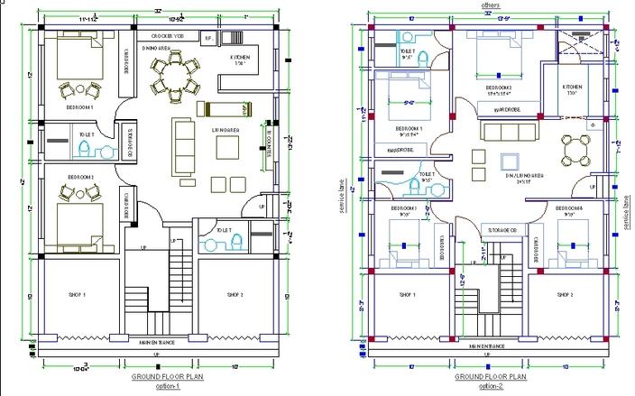 Home Design Autocad Home Design Ideas