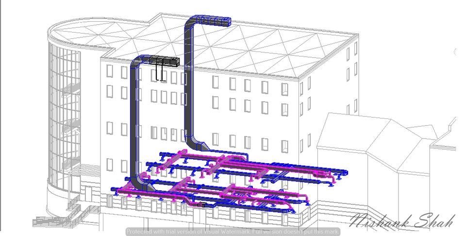 class diagram library 1999 ford windstar fuel pump wiring mechanical template using revit mep | 3d cad model grabcad