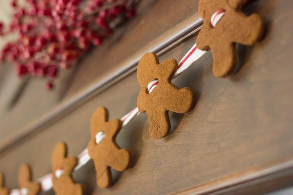 Homemade Christmas Ornaments Dough No Bake