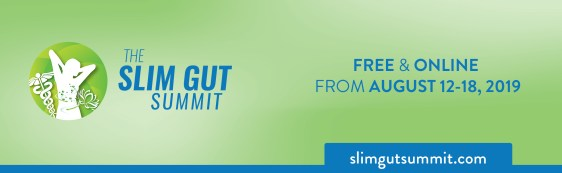 GUT19 Email Header - The Slim Gut Summit: FREE from HealthTalks Online