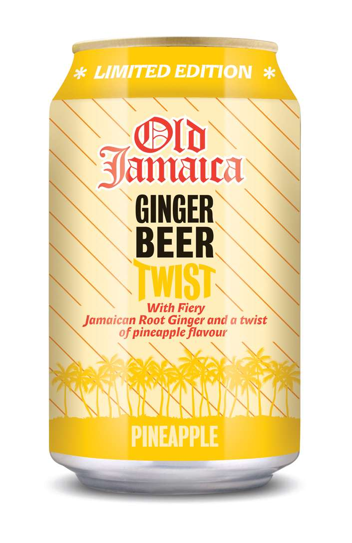 Taste of summer for Old Jamaica Ginger Beer