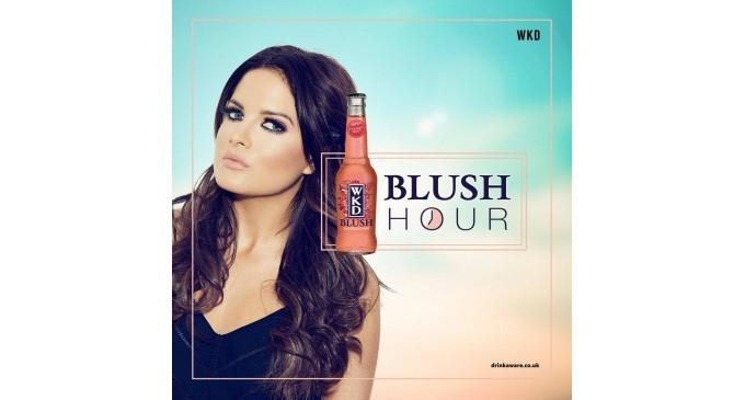 WKD unveils 'WKD Blush Hour' campaign