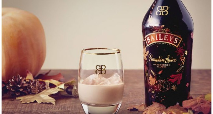 Limited edition Baileys Pumpkin Spice launches