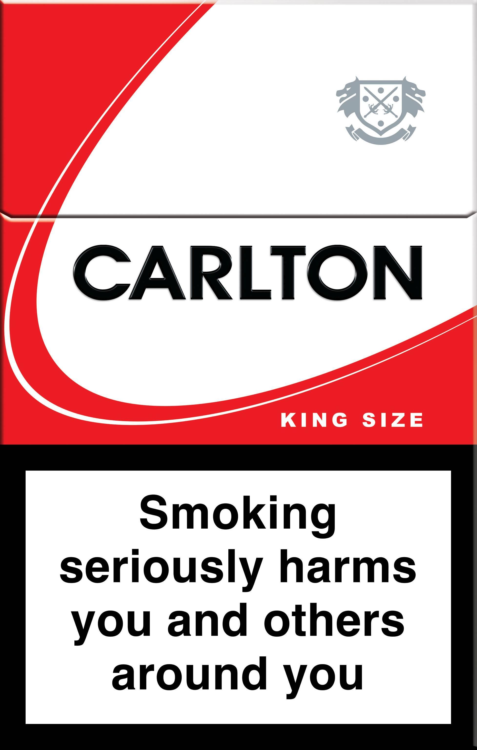 Imperial Tobacco announces Carlton cigarette range