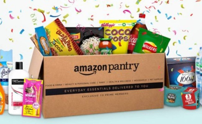 Amazon Pantry Grocery Delivery Service Gets Uk Launch