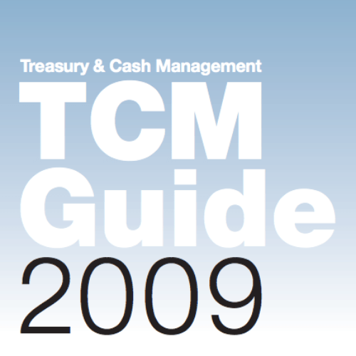 Treasury  Cash Management Guide 2009  Global Finance