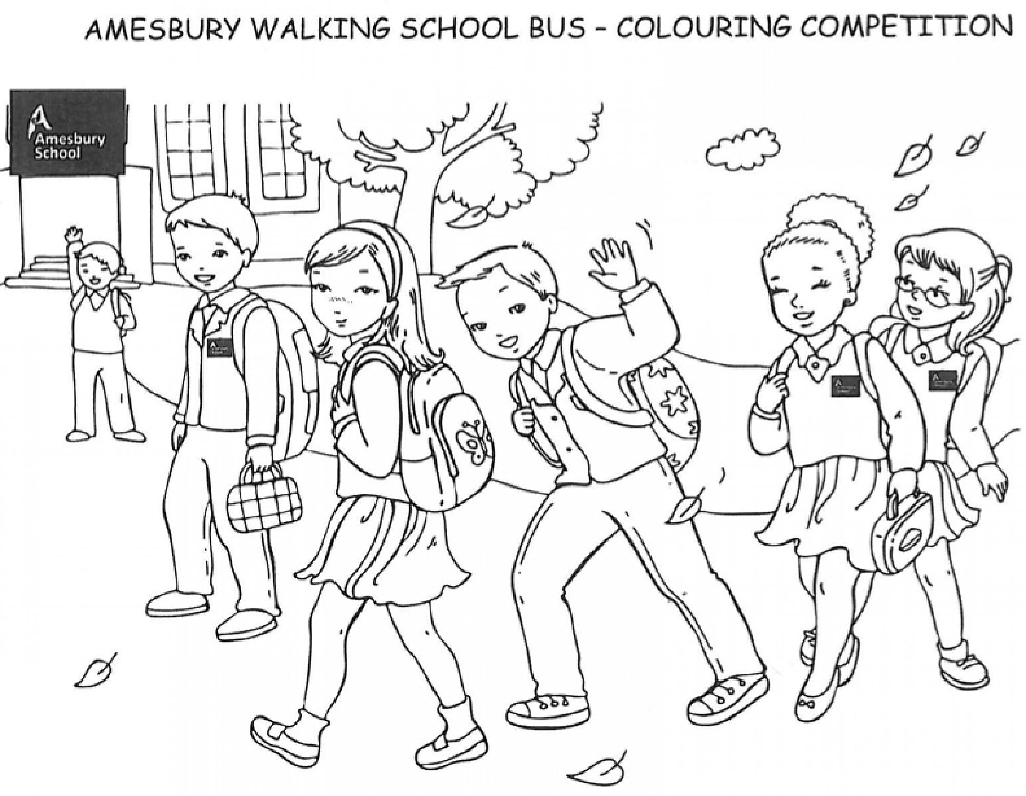Amesbury School: February 2016