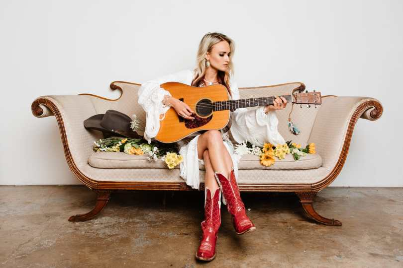 Front Porch Sessions | Featuring Bri Bagwell - Austin Monthly Magazine