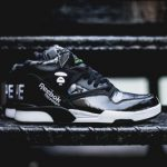 更新10月4日発売 AAPE by A Bathing Ape x Reebok Pump Omni Lite