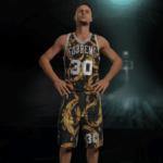 SUPREME x NBA 2k16