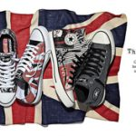 海外発売開始 Sex Pistols x Converse Chuck Taylor All Star Collection