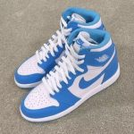 "更新 10月10日発売予定 AIR JORDAN 1 RETRO HIGH OG 'POWDER BLUE'""UNC"""