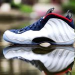 "7月26日発売予定 Nike Air Foamposite One PREMIUM ""Olympic"""
