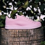 海外発売中 ADIDAS ORIGINALS STAN SMITH PRIMEKNIT  SEMI PINK