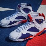 "国内8月6日発売予定 Air Jordan 7 retro  ""Tinker Alternate"""
