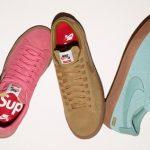 9月22日発売予定 Supreme x Nike SB Blazer Low GT