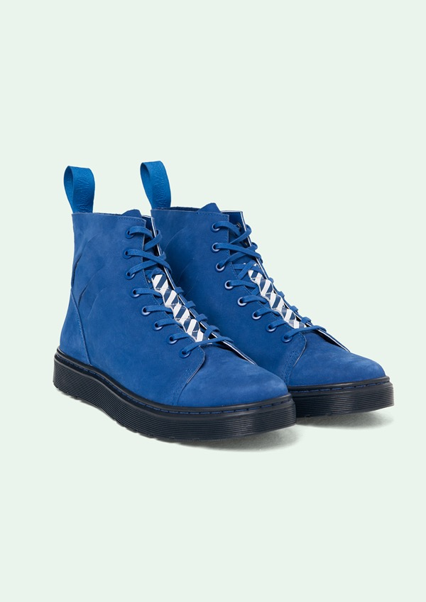 DR.MARTENS × Off-White  TALIB 8EYE BOOT