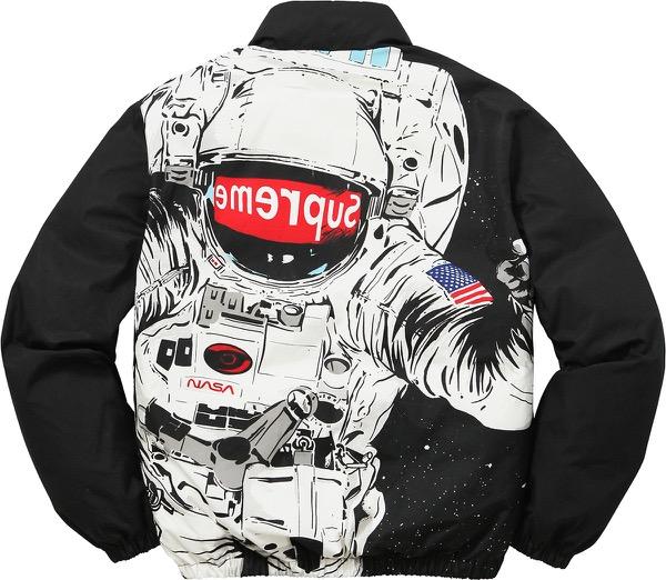Astronaut Puffy Jacket