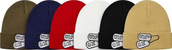 The War Report Beanie