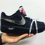 近日発売予定 続々と画像が公開 Off-White x Nike Air Force 1