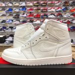 "一部店舗発売開始 NIKE AIR JORDAN 1 RETRO HIGH OG ""SAIL"""