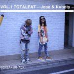 バンドマンが愛するスニーカーとは。TOTALFAT – Jose & Kuboty – の場合