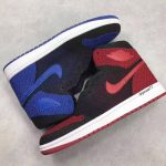 "【噂】2017年発売か NIKE AIR JORDAN 1 HIGH OG FLYKNIT ""BRED"" ""ROYAL"""